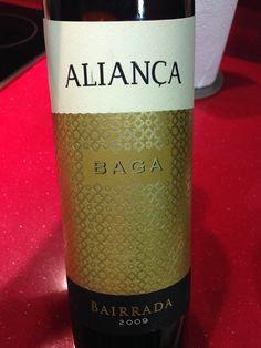 Aliança Baga, Red  2009, Bairrada, Portugal (Baga)