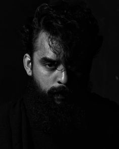 Image may contain: 1 person, beard and closeup Photography Rules, Photography Gifts, Photography Classes, Newborn Photography Props, Creative Photography, Street Photography, Photography Sketchbook, Actor Picture, Actor Photo