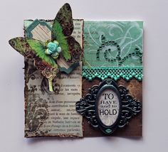 To Have And To Hold-Outside Of Card - Scrapbook.com