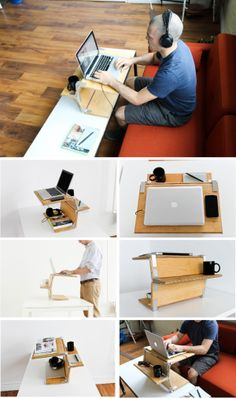 Modos | a tool free, reconfigurable furniture system. by Matt Tyson — Kickstarter