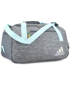 80942ff1ac20 adidas Squad Iii Duffel Bag - Gray Adidas Women