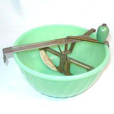 Carson Thankful Grateful Blessed Crock Utensil Kitchenware