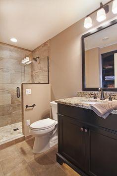 Bathroom.JPG - traditional - basement - minneapolis - by James Barton Design Build