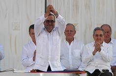 Timochenko pide perdón a las víctimas del conflicto colombiano