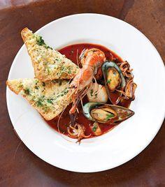 Best Restaurant Winner: Cafe Secret, Del Mar