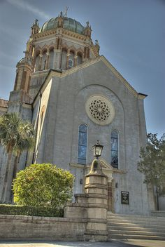 st augustine fl | St. Augustine Florida Church | Flickr - Photo Sharing!