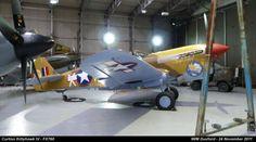 Curtiss Kittyhawk IV - FX760 by graham.wood.14661