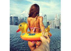 Nataly Zakharova; Infinity-Pool...