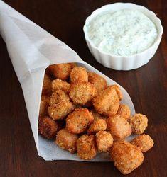 Vegan KFC Popcorn Chicken | 16 Homemade Healthy Fast Food Recipes | Delicious and Healthy Copycat Recipes  http://homemaderecipes.com/healthy-fast-food-recipes/