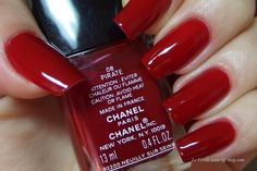 Chanel Le Vernis 08 PIRATE (LONGWEAR.V)