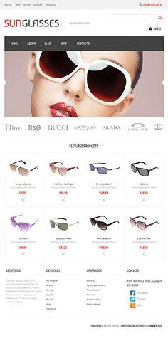 Sungalsses Store Jigoshop Theme #glasses #responsive #website http://www.templatemonster.com/jigoshop-themes/44947.html?utm_source=pinterest&utm_medium=timeline&utm_campaign=sun