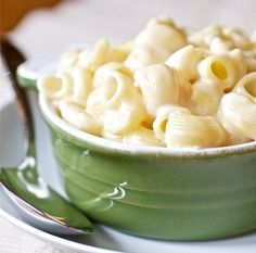 Panera Bread's mac & cheese recipe