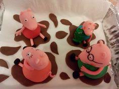Peppa's cake 1