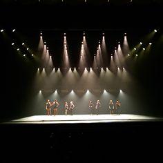 SOIF O'vertigo dance company. Lighting design: Martin Labrecque