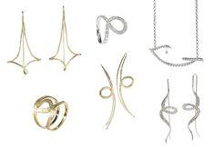 Alvorada, rampas e orlas de Niemeyer serviram de inspiração para a nova linha de joias da marca (Foto: Divulgação)