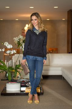 Look do dia jeans
