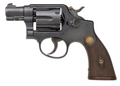 Smith and Wesson Police 38 Revolver