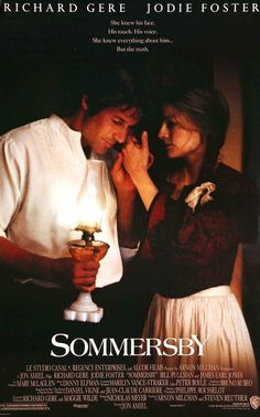 Sommersby (1993) Original One Sheet Movie Poster
