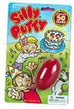 Childhood Memory Keeper: Retro Pop Culture from the 1960s, 1970s and 1980s: Silly Putty