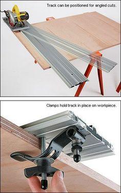 EZ Smart Track Saw System - Woodworking