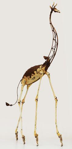 麒麟 Giraffe | 松岡ミチヒロ