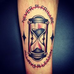 Traditional Hourglass by Jordan Baxter of Hope and Glory - Bury...
