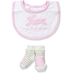 Mud Pie Baby Holiday Gift Set, Easter Bunny, One Size