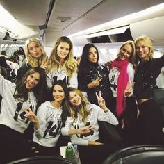 Inside the 2014 Victoria Secret Fashion Show http://www.mydesignweek.eu/inside-the-2014-victorias-secret-fashion-show/#.VH3ekzGsXkU