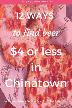 DC Happy Hour   12 Ways To Find Beer $4 Or Less In Chinatown including where to find $3.50 Miller Lite Drafts...Click through for more! Bottomless Mimosas, Miller Lite, Bud Light, Best Places To Eat, Beer Brewing, Happy Hour, Washington Dc, Lifestyle Blog