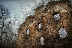 Old Burnt Mill, Perryville, Missouri
