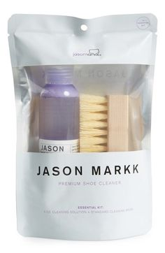 Jason Markk 'Essential' Shoe Cleaning Kit available at #Nordstrom