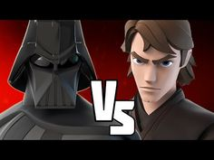 DARTH VADER VS ANAKIN SKYWALKER - Disney Infinity BATTLES!