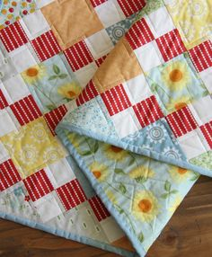 Oh Clementine Table Runner, Free Pattern