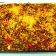 Spicy Sausage and Rice Casserole--could this work as a freezer crock-pot meal?