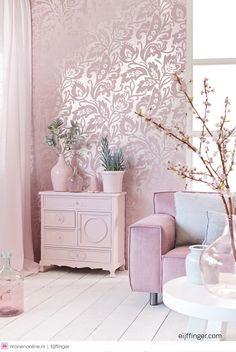 Eijffinger WHISPER #wallpaper #interior #home #deco #inspiration #wallcoverings