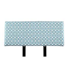 Found it at Wayfair - Alice Gigi Upholstered Panel Headboard