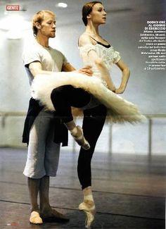 Svetlana Zakharova & Denis Matvienko #ballet