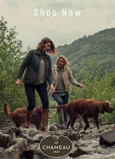 The highest quality wellies around – Le Chameau