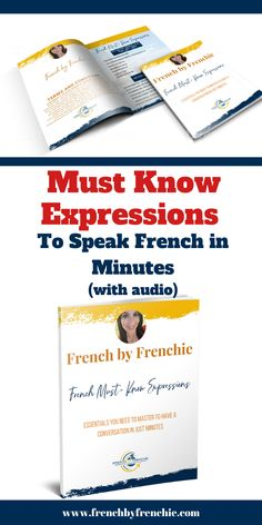 Forget those embarrasing moments when you wanted to communicate or simply ask for something in French and you were lost for words. With this guide you will be able to navigate a simple conversation at a cafe, a restaurant or a store with proper French without any frustration. Audio is included so you can practice before your trip!