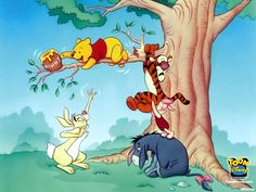 Winnie the Pooh in the Hundred Acre Wood was a single player adventure game created by Al Lowe for Sierra On-Line. Description from wofatu.keep.pl. I searched for this on bing.com/images