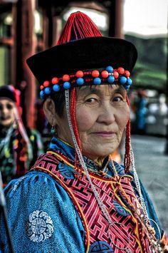 Mongolian Beauty/2 by Alex Zarfati, via 500px