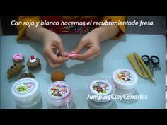 Tutorial Pasteleria Bakery (2/4) Jumping Clay