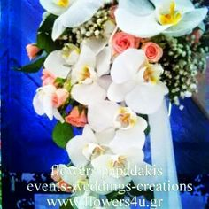 Weddings events creations Www.flowers4u.gr Flowers papadakis
