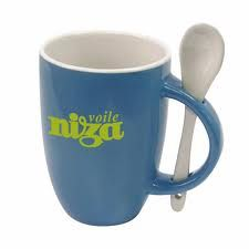 Spoon Your Mug With This Innovative Marketing Gift