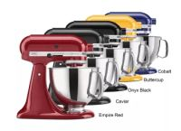 Today Only: KitchenAid Artisan Series 5-Quart Mixer for $235 – EXP 6/29/2015