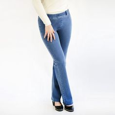 We've designed the most comfortable jeans ever. Based on our world-famous Dress Pant Yoga Pants and featuring fantastically flexible, stretch denim. Women's Dresses, Women's Fashion Dresses, How To Stretch Boots, Dress Yoga Pants, Women's Pants, Indigo Dress, Most Comfortable Jeans, Cheap Boutique Clothing, Cutaway