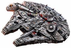LEGO's Gorgeous Colossal Millennium Falcon Set Is A Mind-Numbing 7,541 Pieces