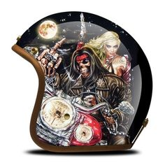 IronKing Art Helmets
