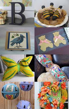 B is for........ by Maryann on Etsy--Pinned with TreasuryPin.com