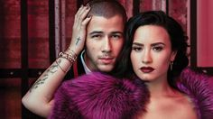 Demi Lovato & Nick Jonas Joke About PTSD From Disney Days - YouTube